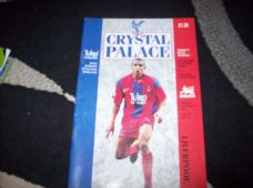 Crystal Palace v Liverpool, 1992/93